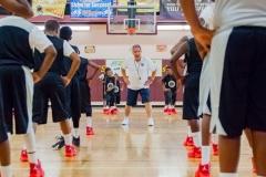 2016 Emerald Gems Basketball Camp - Day 1