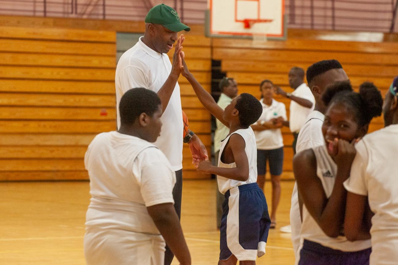2019 Emerald Gems Foundation Basketball Camp