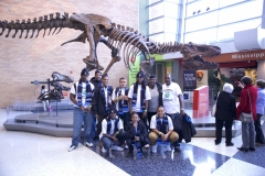 T Rex Group Photo