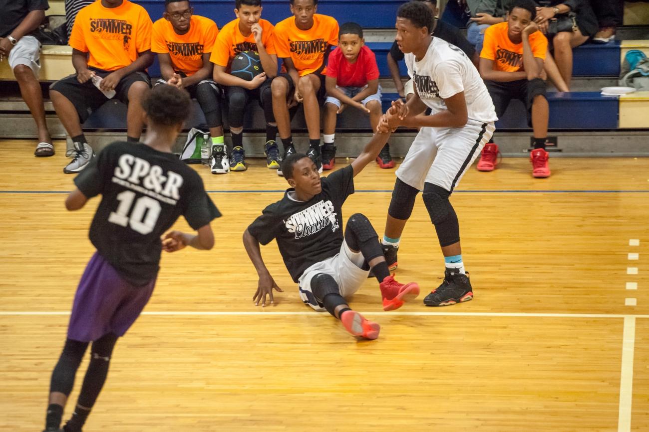 Milt Newton Summer Classic Basketball Tournament