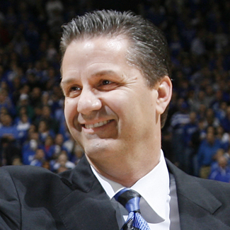 John Calipari Kentucky Men's Basketball Coach