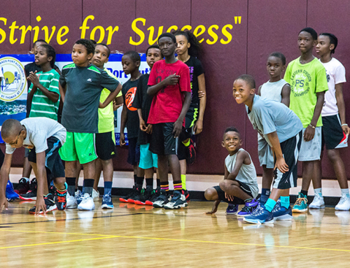 Photos: Emerald Gems Inaugural Basketball Camp, Ages 8-13
