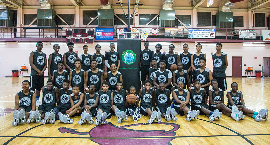 Emerald Gems 2016 2nd Annual USVI Basketball Camps and Clinics