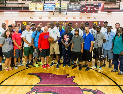 2018 U.S.V.I. Basketball Coaching Seminar