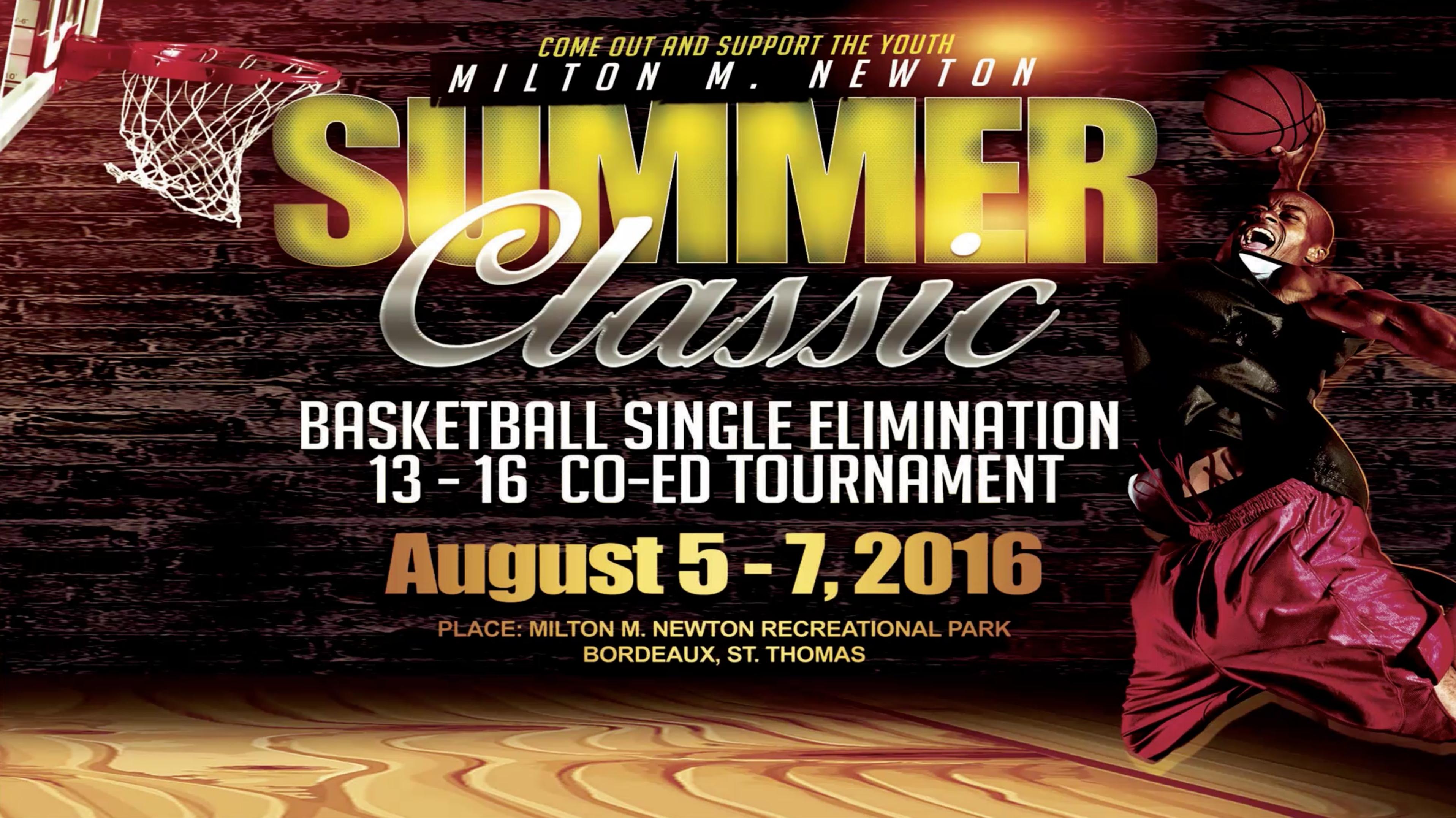Milt Newton Summer Classic 2016
