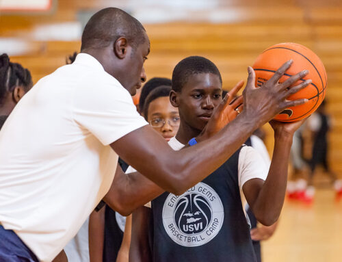 2016 Emerald Gems Basketball Camp – Day 1