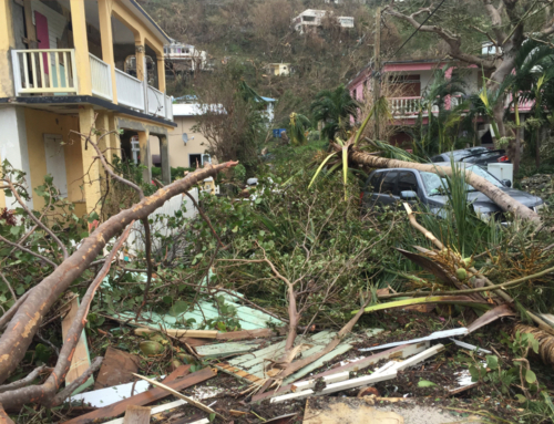 Bucks assistant GM helping relief efforts in Virgin Islands