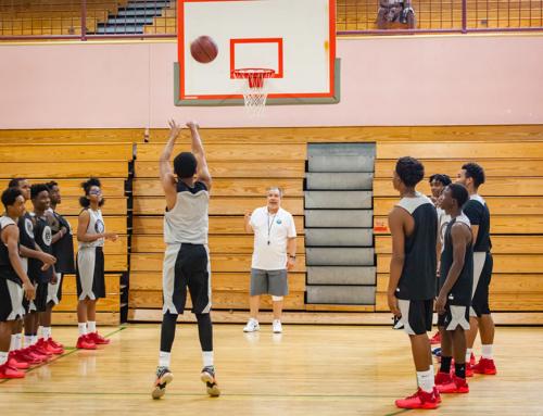 2019 Coaching U.S.V.I. Basketball Seminar