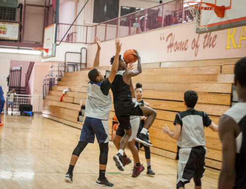 2017 U.S.V.I. Emerald Gems Basketball Camp – Ages 14-17