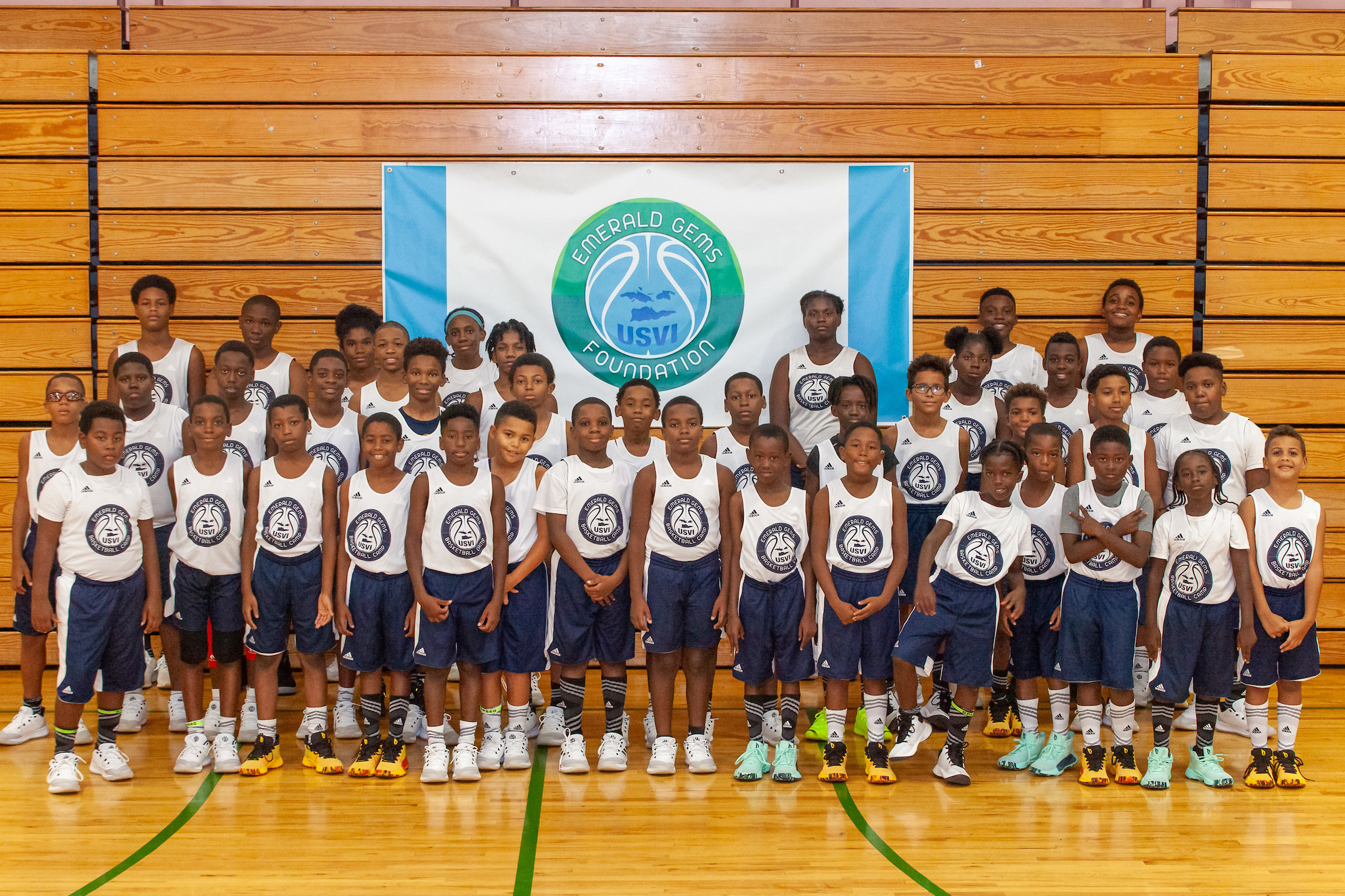 Emerald Gems 2019 Basketball Camp