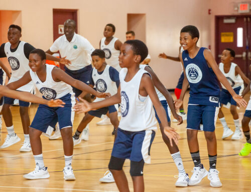 2019 U.S.V.I. Emerald Gems Basketball Camp – Ages 8-13