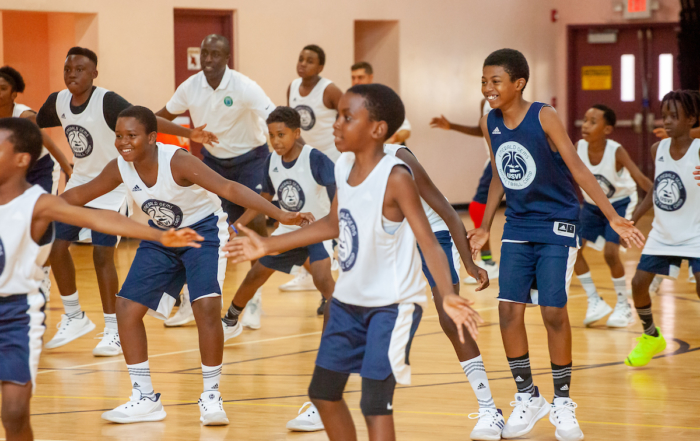 2019 Emerald Gems Basketball Camp