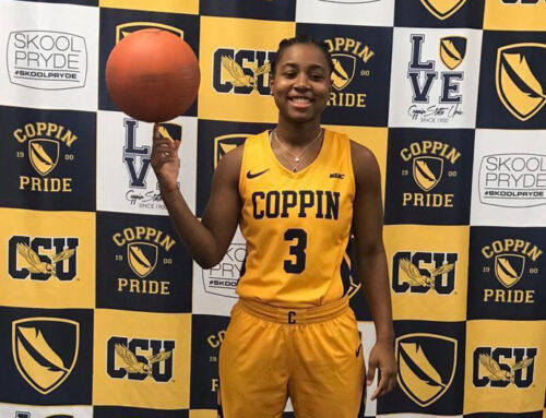 St. Thomas Native Signs with Coppin State, a Historically Black College