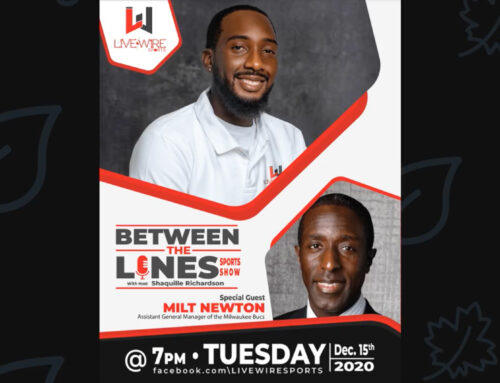 Between The Lines Podcast with Special Guest Milt Newton